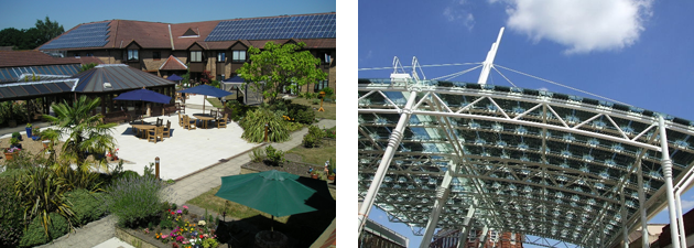 Thameswey Solar Arrays